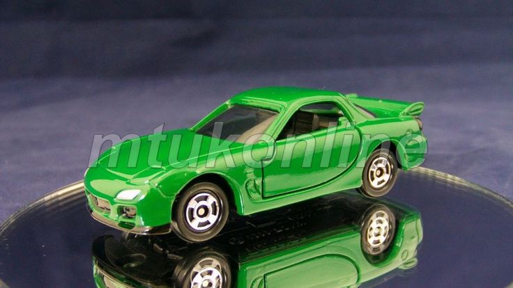 TOMICA 94 MAZDA RX-7 FD3S 1991 | 1/59 | DX RC SET II 2000 | SINGLE SPLIT