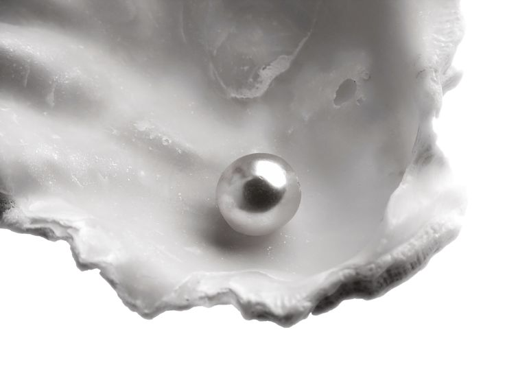 Deep Sea Pearl Extract is found in our Ultimate Aqua Blanc series.  Pearl extract is a valuable source of minerals - including calcium, magnesium, zinc, iron, strontium, copper, and selenium - and contains dozens of amino acids and antioxidants necessary for maintaining health.  #racinne #pearl #skincare #moisturizer #beauty Hydrolyzed pearl extract is easily absorbed, generates new skin cells and tissue, and helps to control acne.