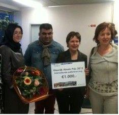 Interculturele Palliatieve Zorg wint KleurRijk Almelo Prijs
