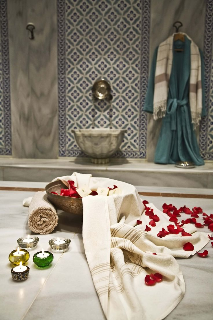 Hammam | The House Hotel Galatasaray, Istanbul, Turkey | Located in the artistic enclave of Çukurcuma famed for its galleries and boutiques, the House Hotel Galatasaray is the ideal location to explore Beyoğlu's bohemian culture and vibrant nightlife. By Hotelied.