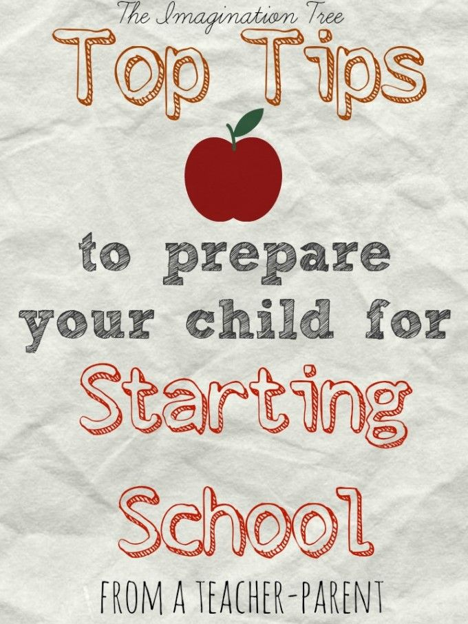 Some great practical tips for helping your child get ready for starting school, emotionally and practically. With book-lists and links to lots of fun learning activities too, from a teacher-mama.