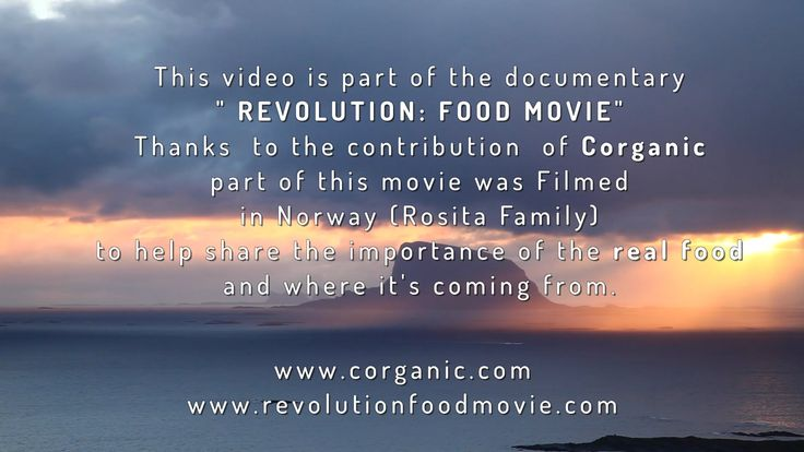 Corganic - Rosita Family Norway