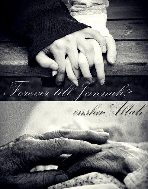 Married 6 years this month to my wonderful husband. Forever till Jannah Amien <3