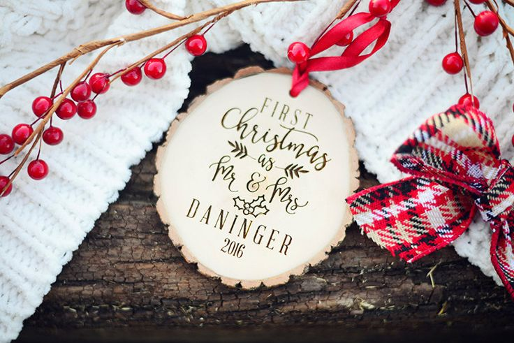 Christmas Ornament Wedding Gift: 17 Best Ideas About Our First Christmas Ornament On