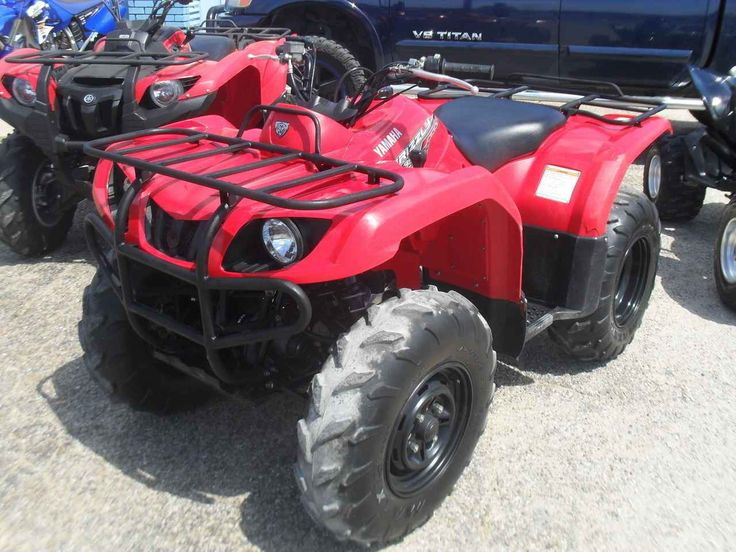 120 best yamaha grizzly 350 auto 4x4 2014 images on for Yamaha suzuki of texas