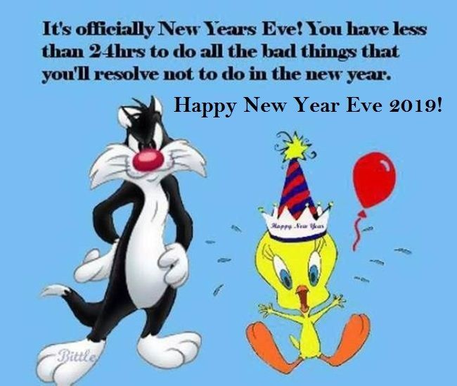 happy new year 2019 eve quotes and images | New years eve ...