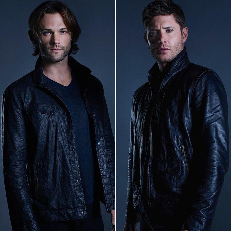 Sam and Dean Winchester ❤️ Love Jared!!