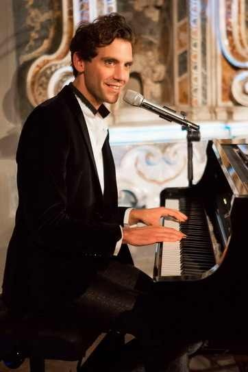 Mika Penniman performing at The Origin Of Love Album Launch Party - powered by Franklin & Marshall - Milan, 21/09/2012