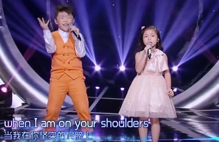 Dvaja súrodenci zaspievali pesničku lepšie než väčšina dospelých spevákov | Chillin.sk