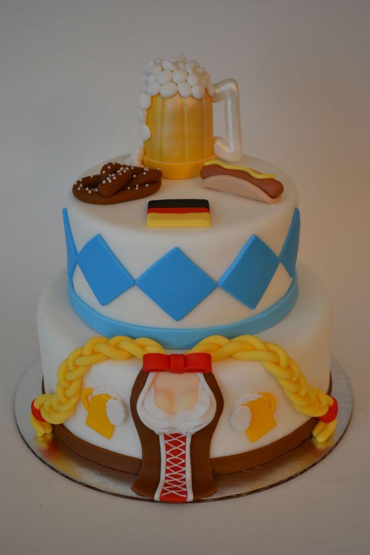 Passend zum Fest... #Torte #Wiesn