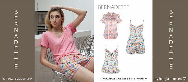 Bernadette by Cyberjammies