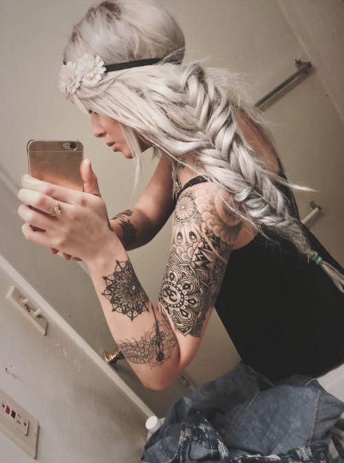 Tattoo on Body
