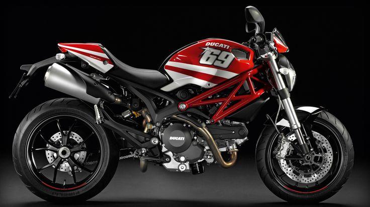 Ducati Monster 796 <3