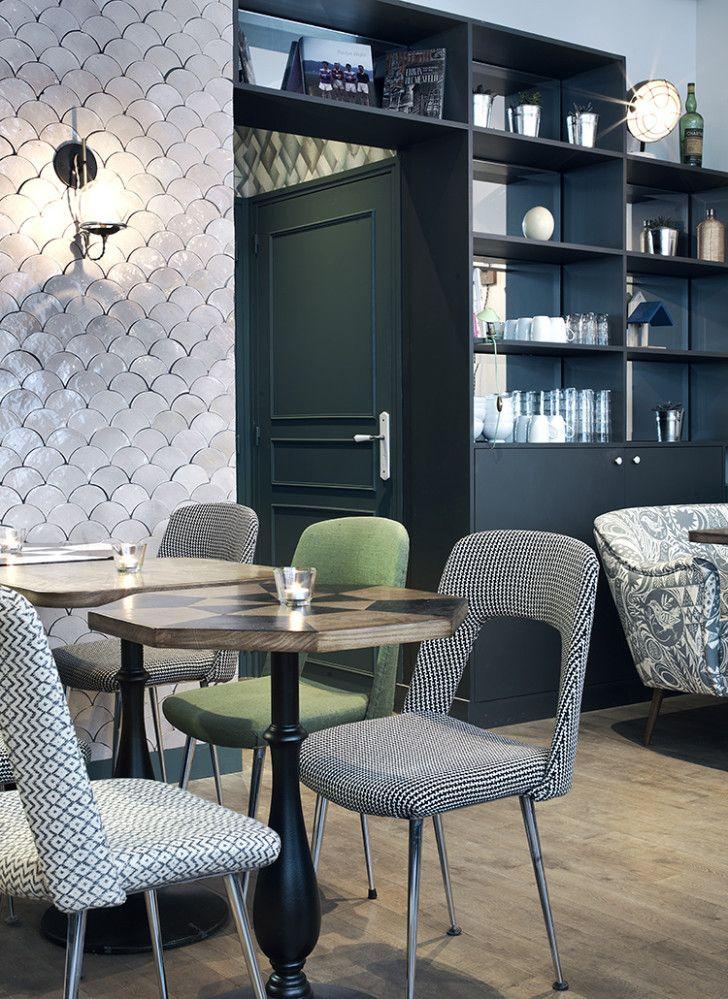 PINSON restaurant 58 rue du faubourg poissonnière, Paris 10e