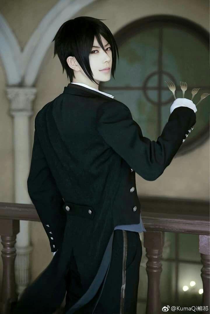 Oh meh gersh! I looove Black Butler ♡ Pulled off fantastically ♡