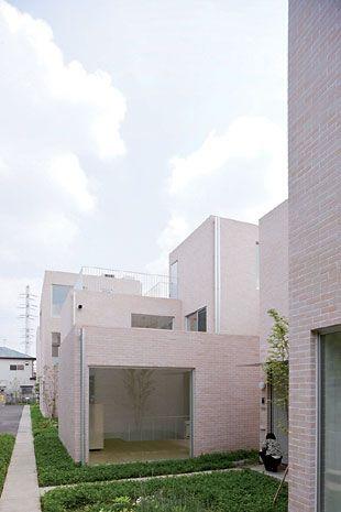 Kazuyo Sejima, Seijoville