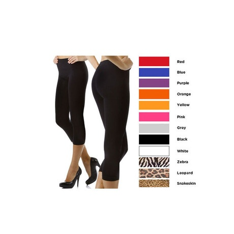 I found this amazing Classic Capri Leggings at nomorerack.com for 80% off. Sign up now and receive 10 dollars off your first purchase - $5