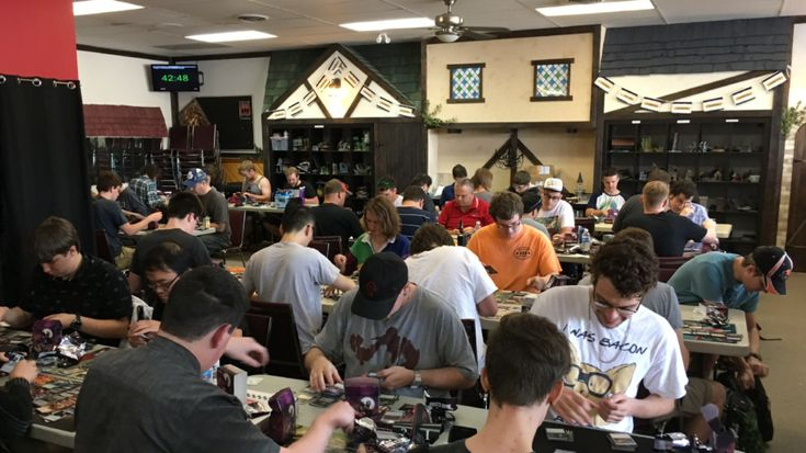 How a Games Workshop Part-Time Staffer Came To Own His Own Game Store #Games #TabletopGames #flgs #ITTD2017