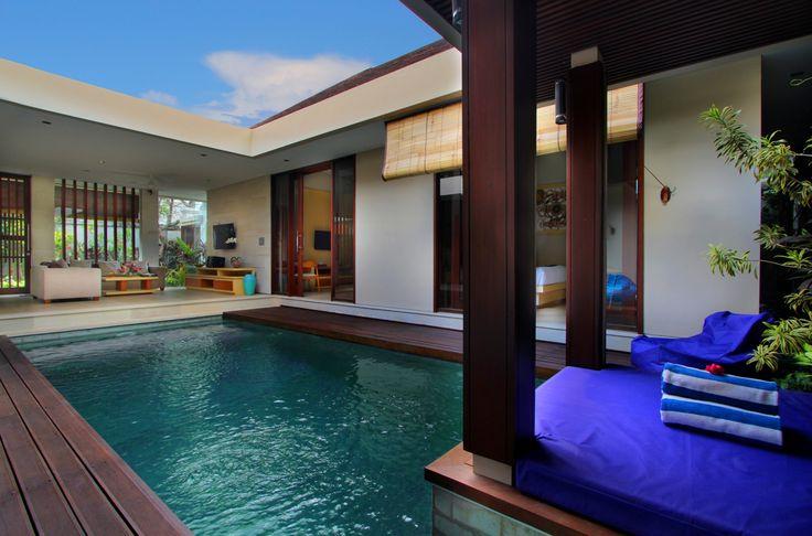 A New Opened Three Bedrooms Pool Villa in Seminyak