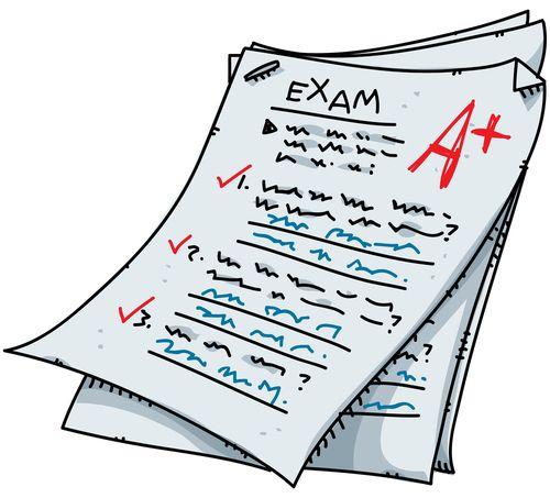Exam preparation: ten study tips