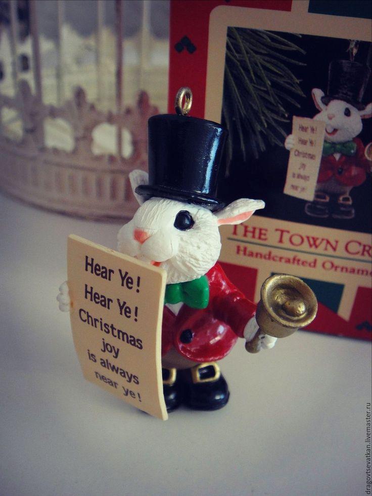 Купить Коллекционная елочная игрушка от Hallmark - кукла, коллекционные игрушки, винтаж, винтажный, антикварная кукла