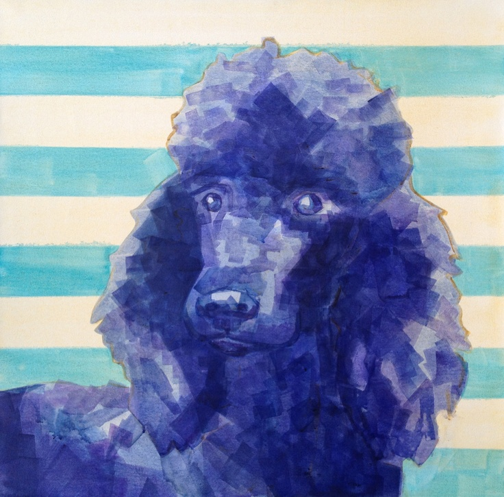 pup illustration by julia stowell