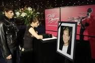 patrick swayze funeral - Recherche Google