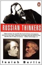 Berlin, Isaiah, 1909-1997   Russian thinkers /    London :   Penguin books,   1994.
