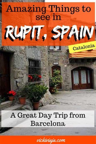 rupit catalonia an amazing day trip from barcelona. Black Bedroom Furniture Sets. Home Design Ideas