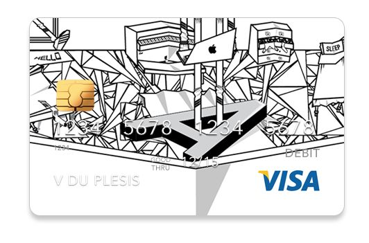 Credit Card on Behance