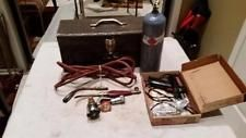 ACETYLENE WELDING SET TORCH AND TANK AND MORE