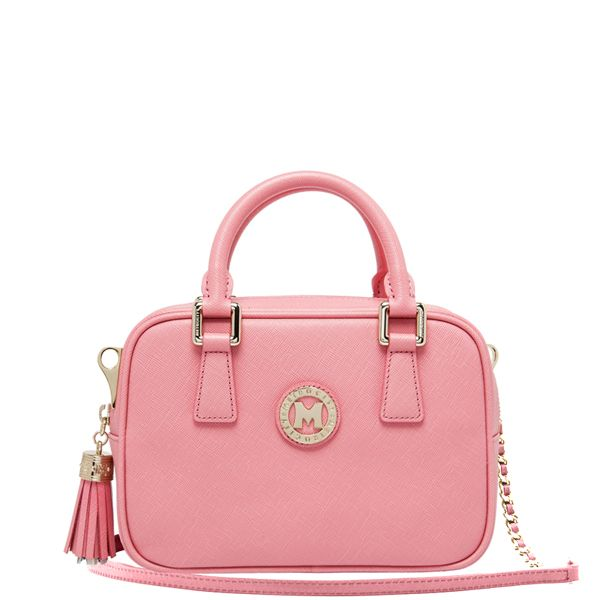METROCITY pink mini bag