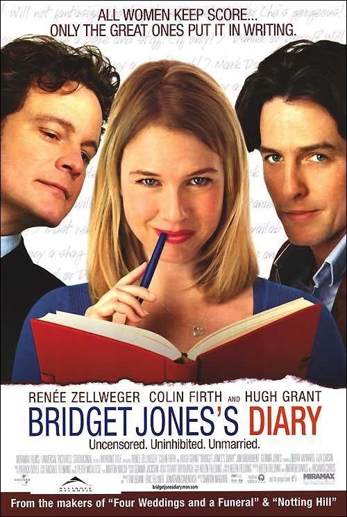 para pasar un buen rato riéndonos del complejo de la pobre Bridget... muy buenaaaaaaaa