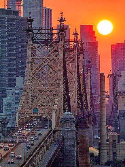 59th Street Bridge in New York City http://www.dmhospice ...