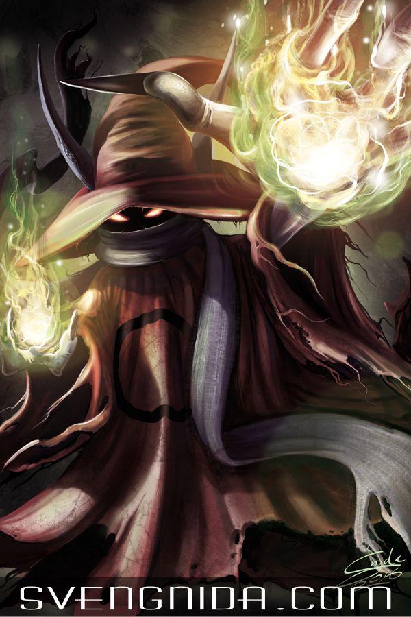 Little Fan Art…Orko…Masters of the Universe