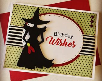339 best wicked images on pinterest wicked witch book folding wicked witch birthday card wizard of oz birthday card bookmarktalkfo Image collections
