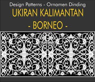 motif ukiran dayak, motif kalimantan tengah, ukiran kalimantan tengah, talawang, motif dan pola suku dayak, seni ukir khas dayak