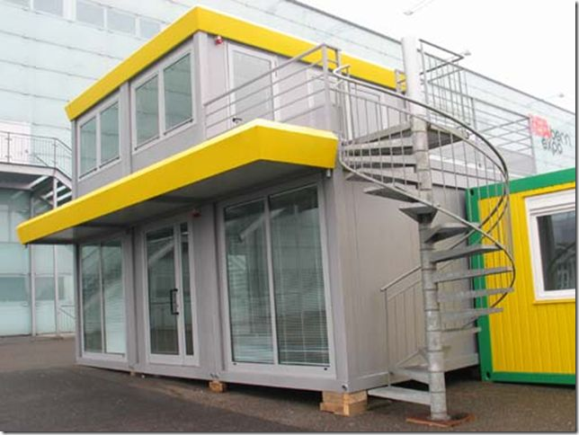 1000 Ideas About Container Office On Pinterest Shipping
