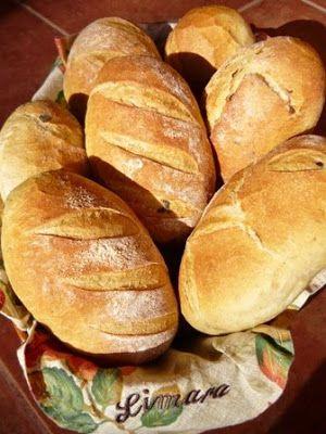 Limara péksége: Padlizsános kenyérkék