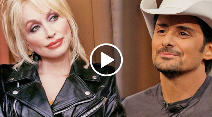 """We are completely obsessed with Dolly Parton and Brad Paisley's duet, """"When I Get Where I'm Going"""". In 2005, Brad released the song """"When I Get Where I'm..."""