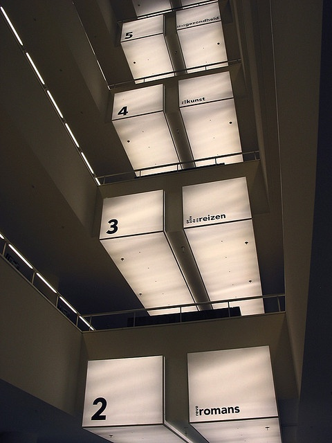 Floors by mieke tacken wayfinding pinterest spring for Hotel amsterdam cube