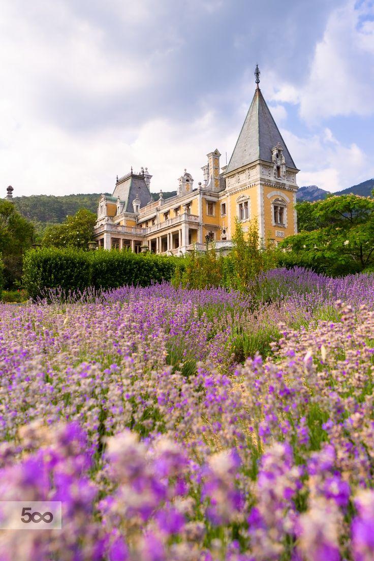 Massandra Palace, Massandra, Yalta, Crimea, Gurzuf, Russian, Got by Виктория Гаман / 500px