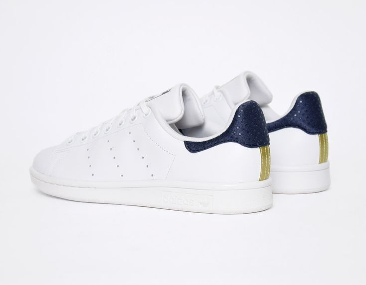 adidas customized stan smith croco gold combi