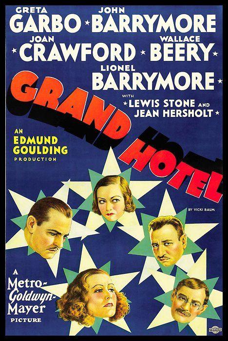 Joan Crawford in Grand Hotel 1932