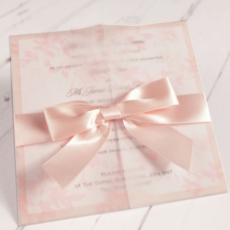 Vintage Floral Background And Delicate Colours. Order Your Wedding  Invitations Online With Bride U0026 Groom!