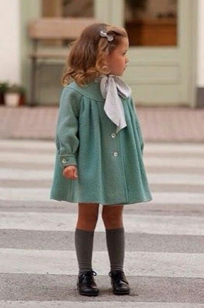 If I ever have a baby girl, she will be pulling this off for sure!