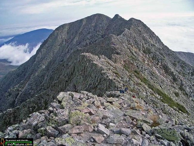 I can't believe I haven't hiked Mt. Katahadin yet! but honestly it's probably last on my list because they don't allow dogs into Baxter state park :-(