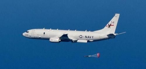 Harris Corporation is supplying Boeing with sonobuoy launching equipment for use by P-8A anti-submarine aircraft.