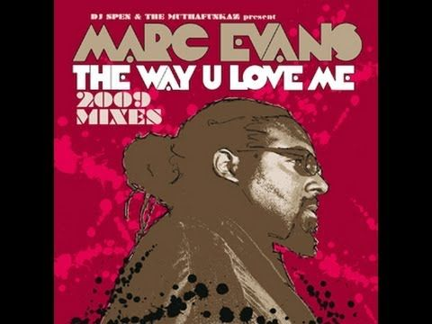 """Ron Hall & The Muthafunkaz feat. Marc Evans channeling their inner Philly sound: """"The Way You Love Me"""" (original mix)."""