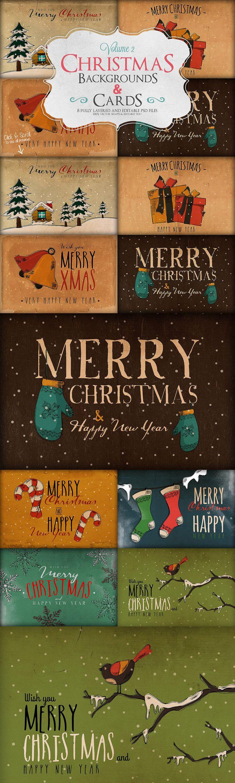 Christmas Bundle of 400+ Design Elements